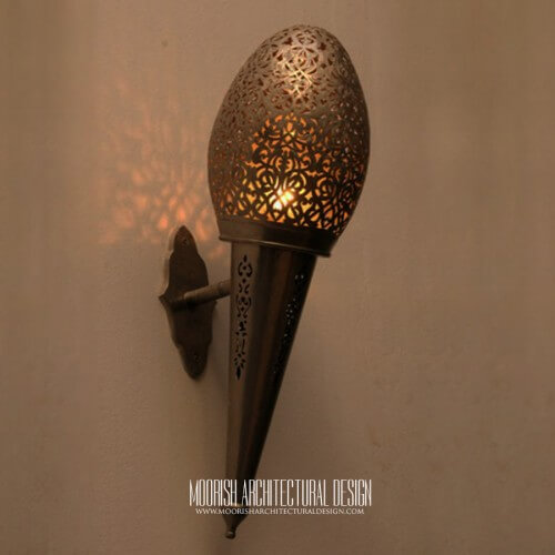 Traditional Moroccan Sconce 37