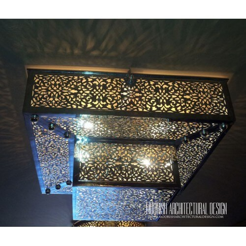 Moroccan Ceiling Light 16