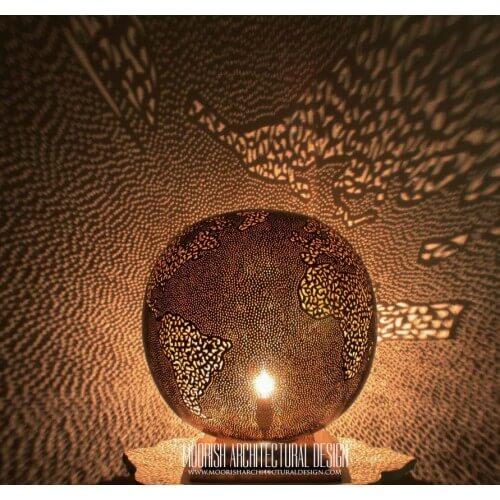 Modern Moroccan Lamp 25