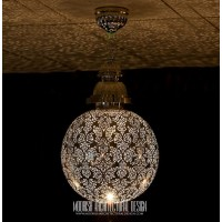 Moorish Lamp