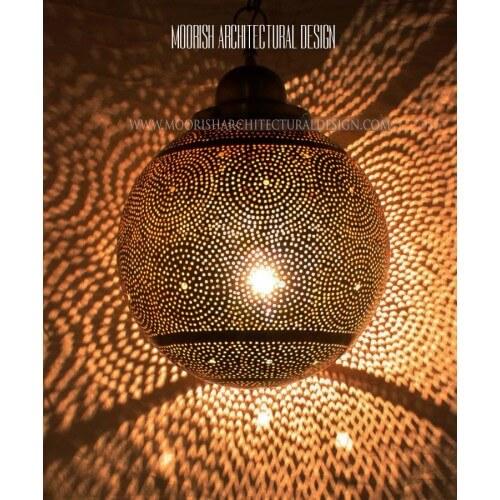 Modern Moroccan Pendant 96