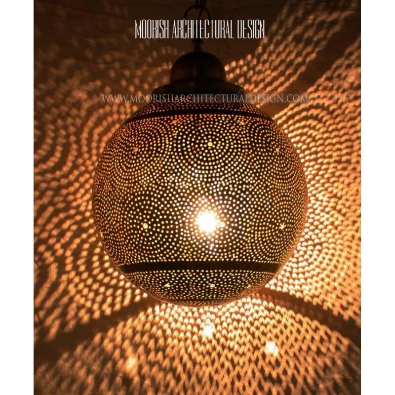 Spanish Colonial Lighting Store