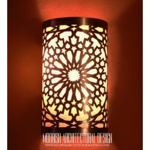 Moroccan Sconce Los Angeles: Shop Moorish Style Wall Lights