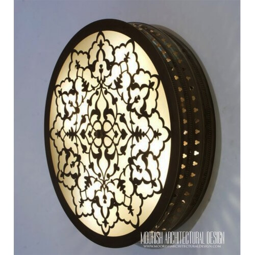Modern Moroccan Sconce 50