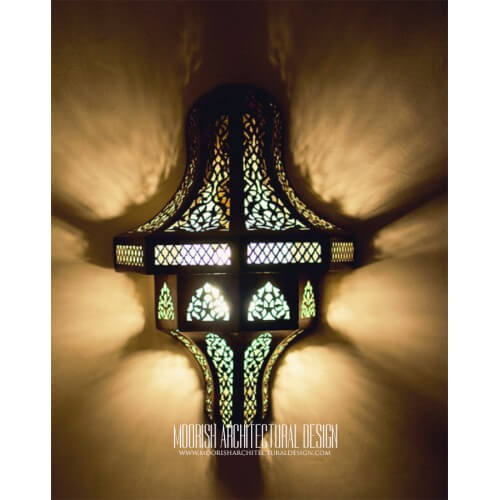 Modern Moroccan Sconce 51