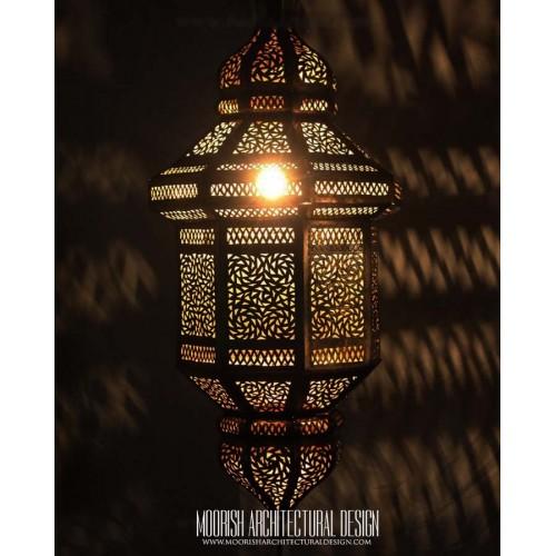 Modern Moroccan Lantern 12