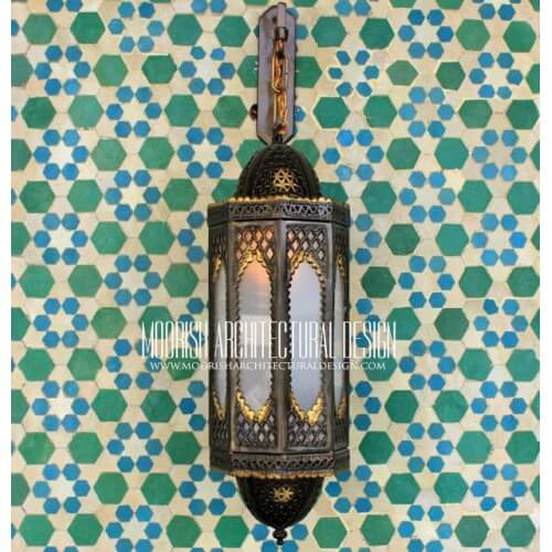 Moroccan Outdoor Wall Light 08