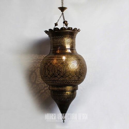 Traditional Moroccan Pendant 65