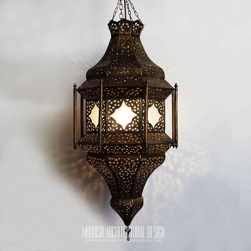 Traditional Moroccan Pendant 66