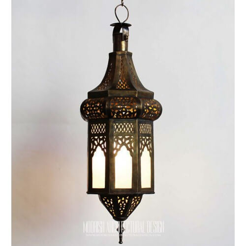 Traditional Moroccan Pendant 67