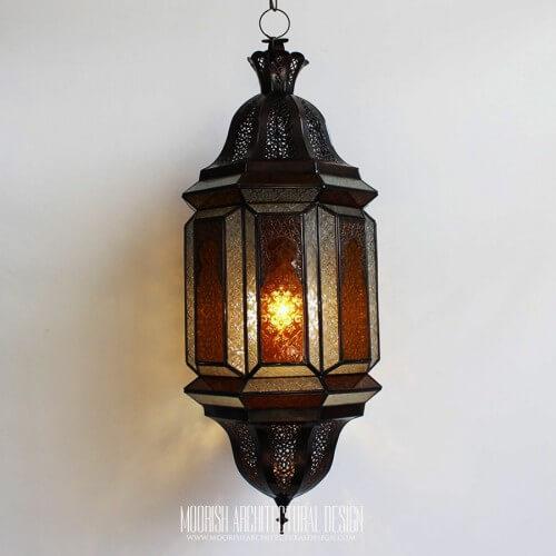 Traditional Moroccan Pendant 68