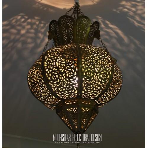 Traditional Moroccan Pendant 71