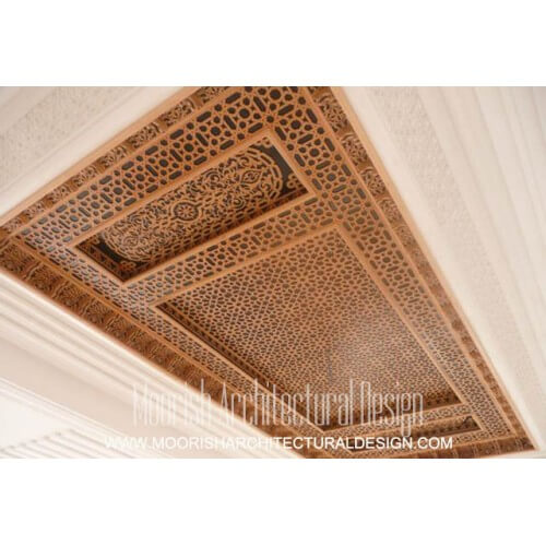 Moroccan Ceiling 05