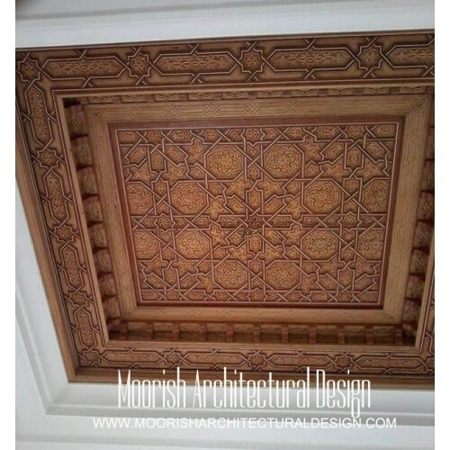 Moroccan Ceiling 06