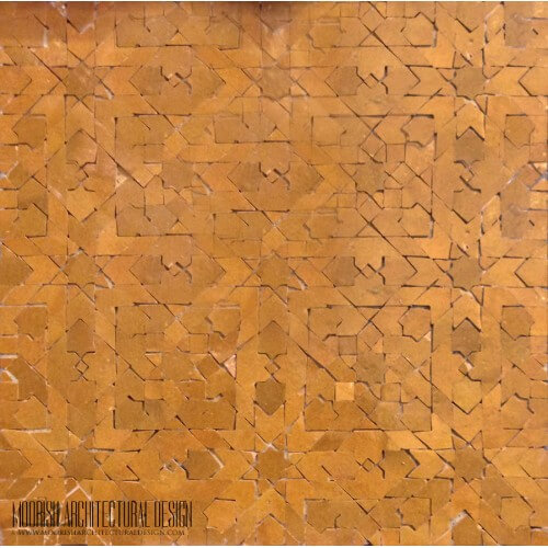Moorish Modern Tile 08