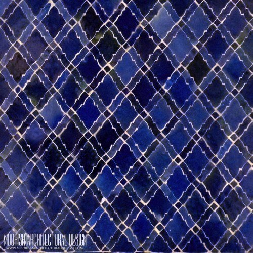 Moorish Modern Tile 11