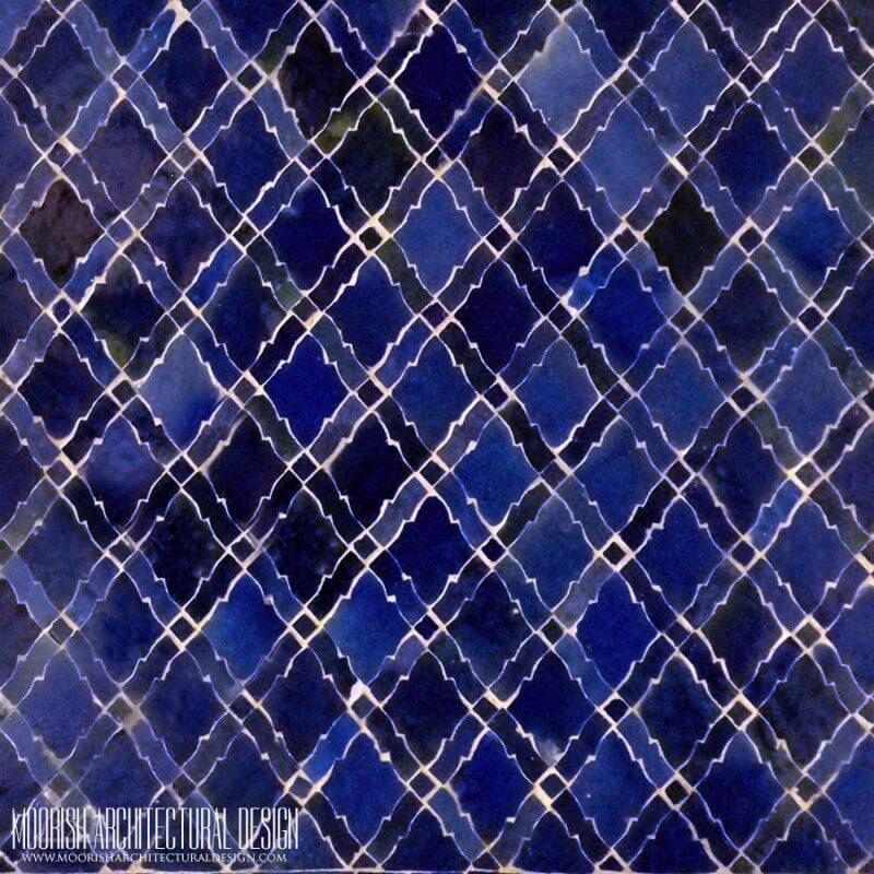 moroccan tiles for bathroom