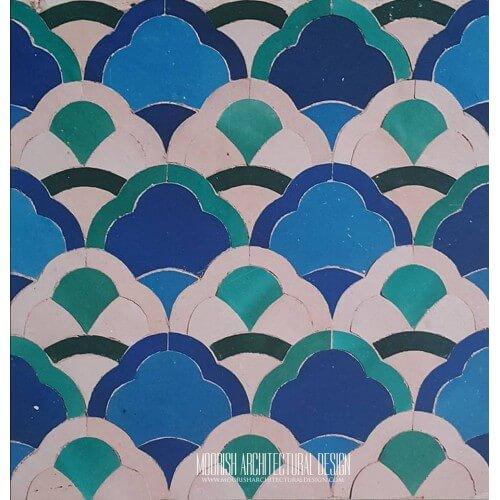 Moroccan Tile 226