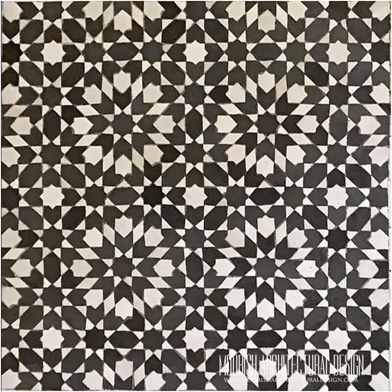 Moroccan tile bathroom ideas