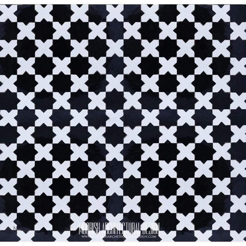 Moroccan Bathroom Tile Design Ideas
