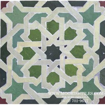 Moroccan Tile 13
