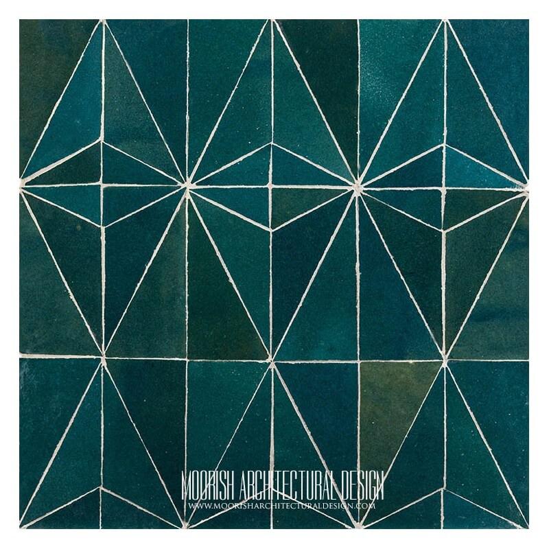 AMAZING Bathroom Ideas Using Moroccan Tile