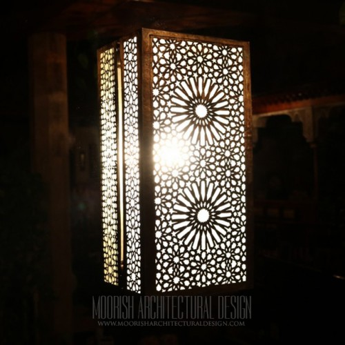 Moroccan Wall sconce lights for sale