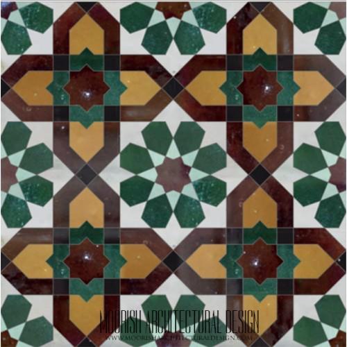 Moroccan Tile 236