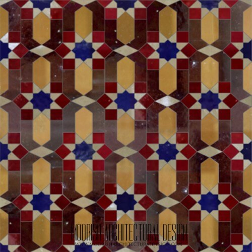 Moroccan Tile 254