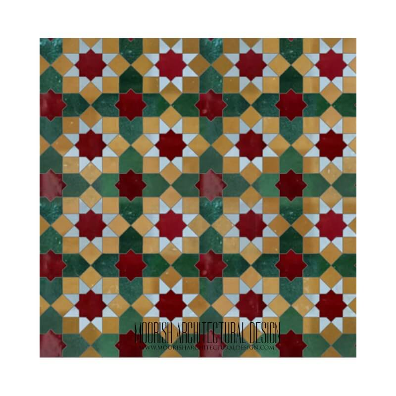 Moroccan Kitchen tiles Moscow, Russia