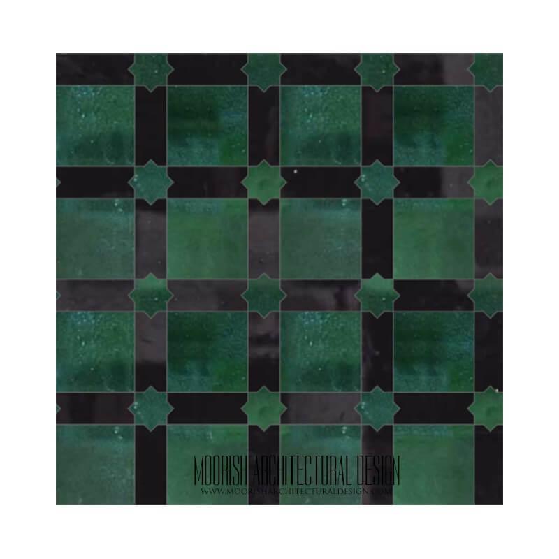 Zellige Tile Design
