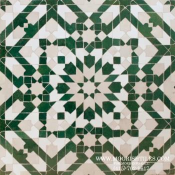 Moroccan Tile 21