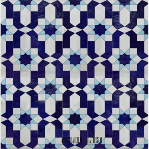 Moroccan Tile 293