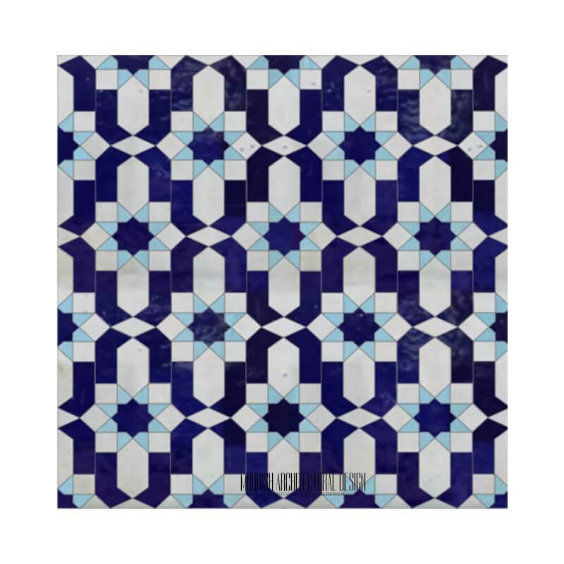 Mediterranean Moroccan Tiles