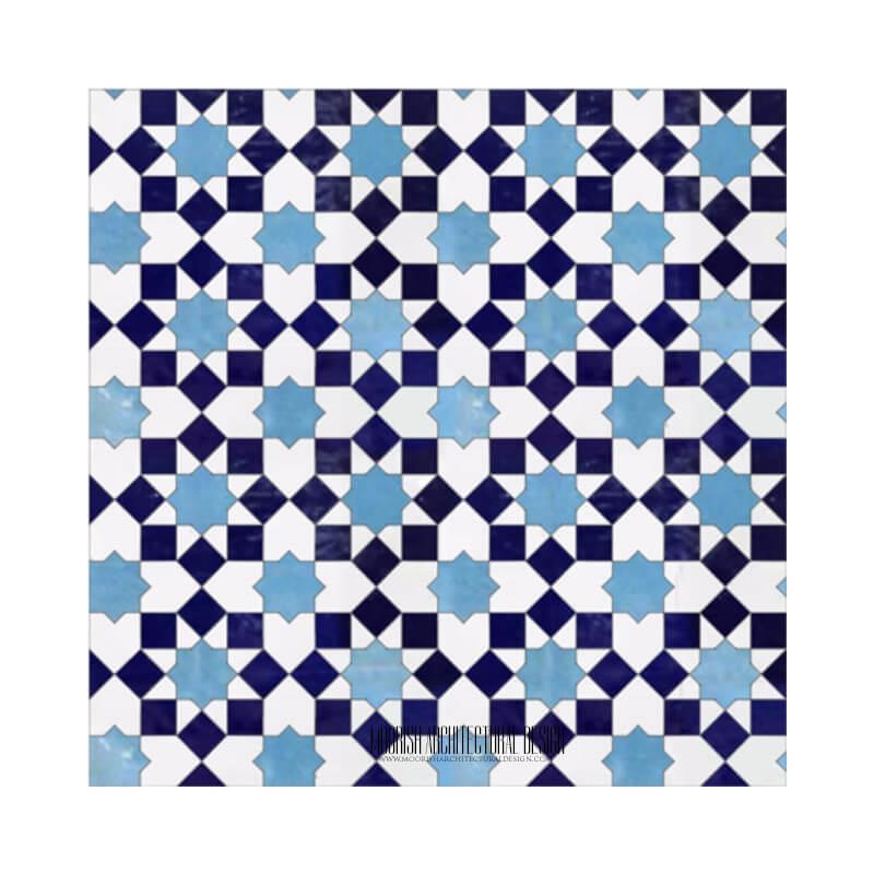 Moroccan Tile Backsplash