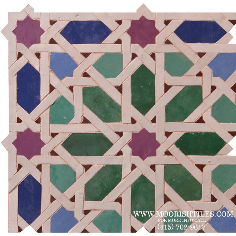 Moroccan Tile Great Falls Virginia