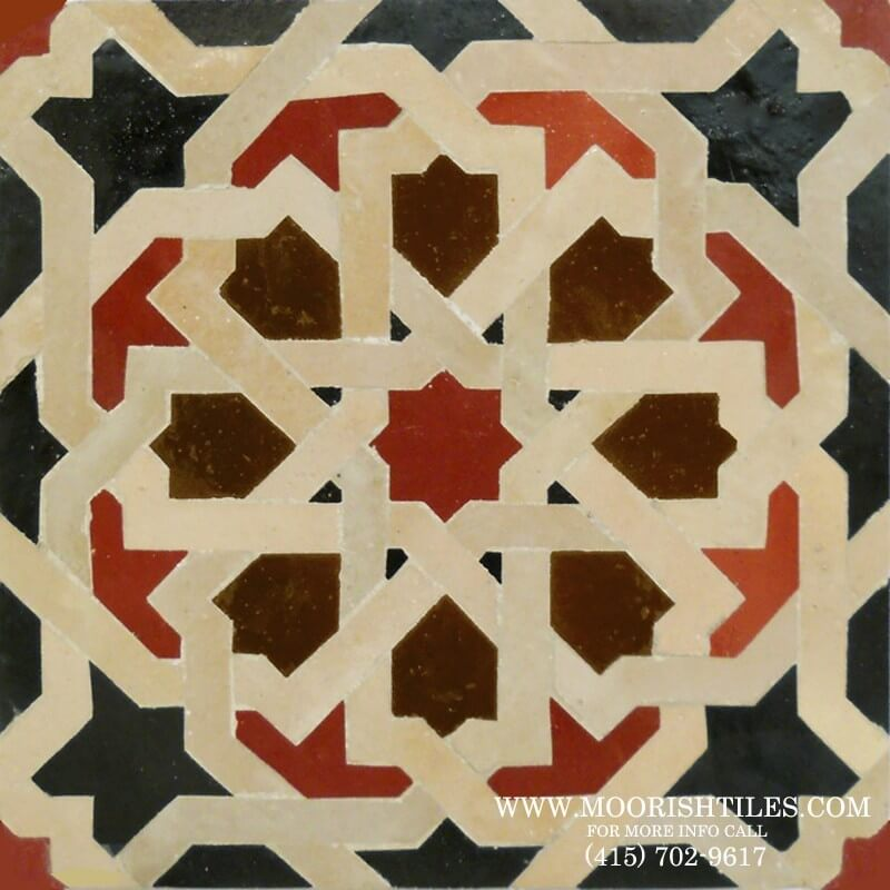 Moroccan Tile Short Hills New Jersey