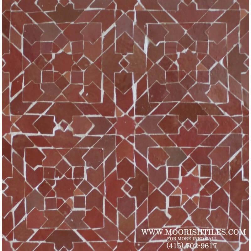 Moroccan Tile Atherton California
