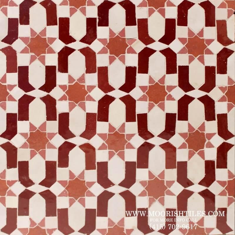 Moroccan Tile Rolling Hills California