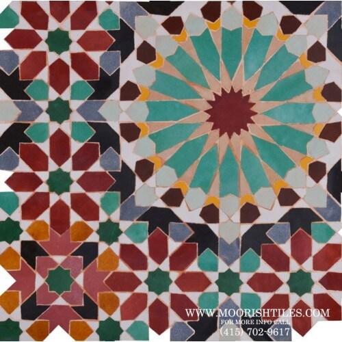 Moroccan Tile 56
