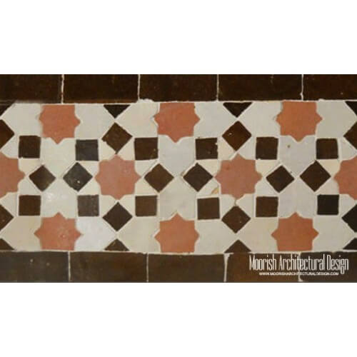 Moroccan Border Tile 02