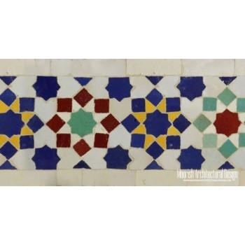 Moroccan Border Tile 09