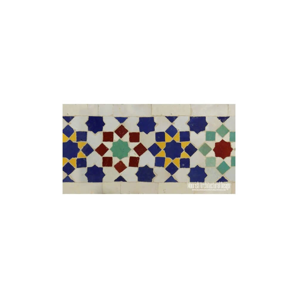 Ceramic tile accessories