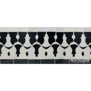Moroccan Border Tile 12