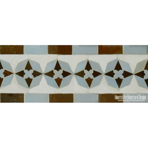 Moroccan Border Tile 13