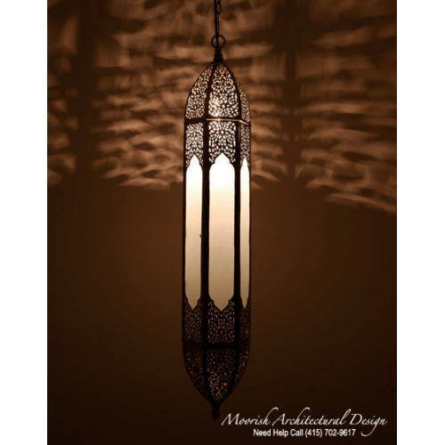 Traditional Moroccan Pendant 04