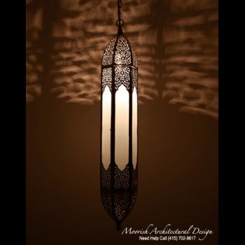 Traditional Moroccan Pendant 04