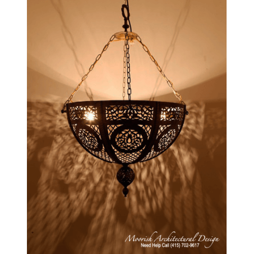 Traditional Moroccan Pendant 05