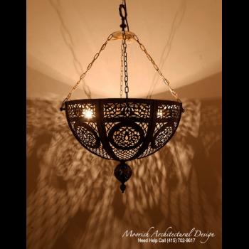 Traditional Moroccan Pendant 05