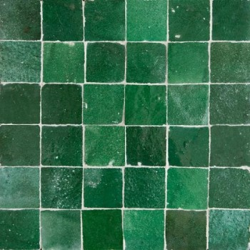 Emerald Green Tile
